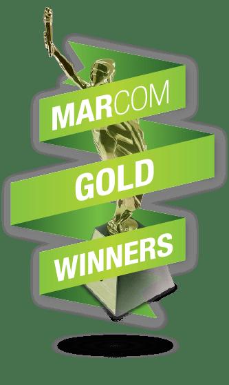 Winner of Marcom Gold Awards