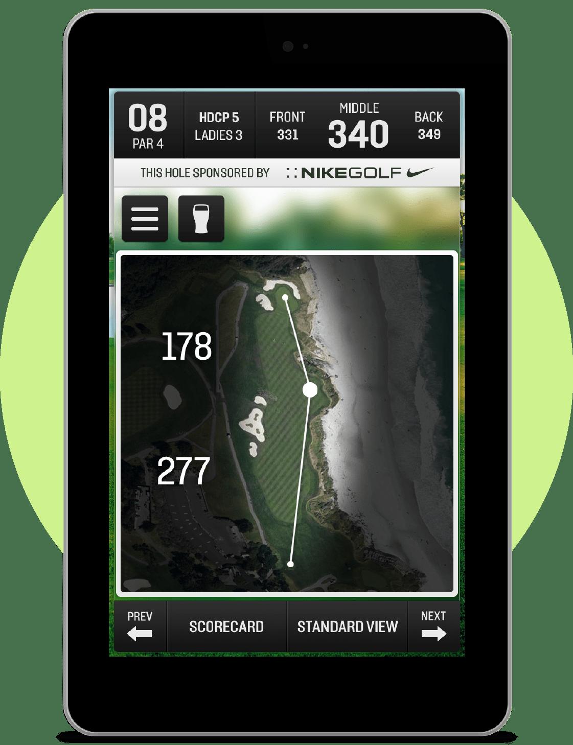 Digital Caddies - Golf Caddy Mobile App for Golfers - [x]cube LABS