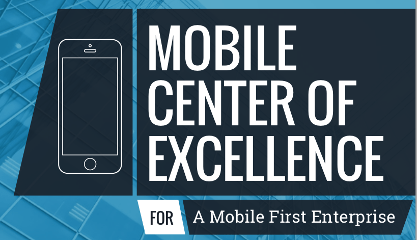 mobile center of excellence