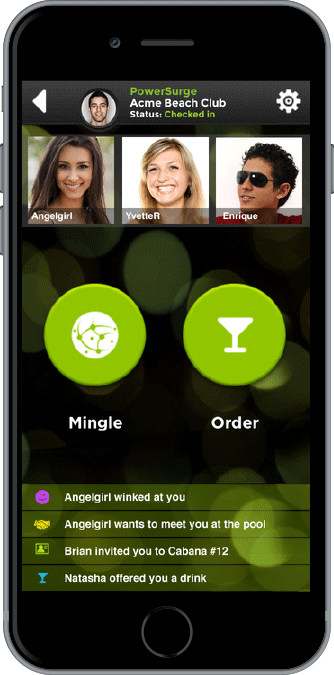 GoMingle - Drink Ordering Apps for Pubs and Casinos- [x]cube LABS