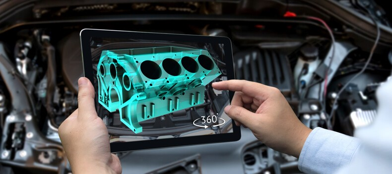Augmented Reality in Manufacturing Industry