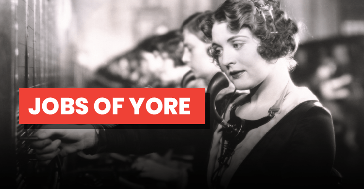 Jobs of Yore