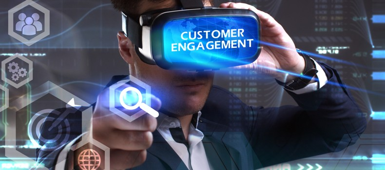 AR/VR can Help Boost Customer Engagement-